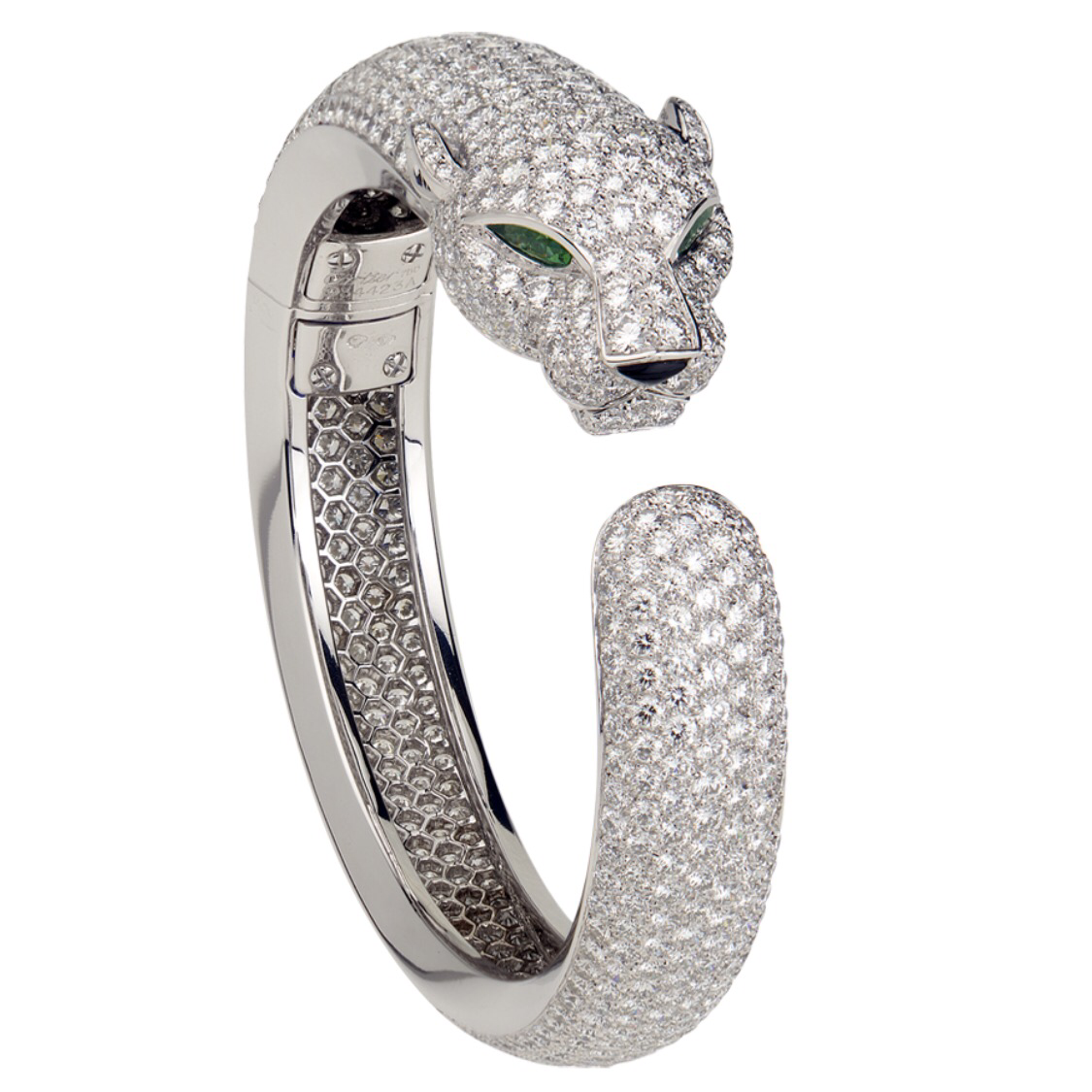 Panthere' de Cartier Bracelet For Lisa Christiansen