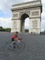Lisa Christiansen: Tour De France,Paris